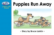 Puppies Run Away