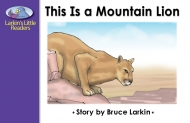 This Is a Mountain Lion