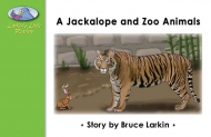 A Jackalope and Zoo Animals