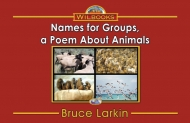 Names for Groups, a Poem About Animals