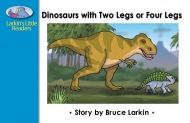 Dinosaurs with Two Legs or Four Legs