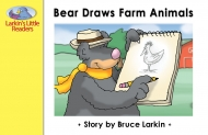 Bear Draws Farm Animals