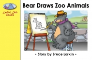 Bear Draws Zoo Animals