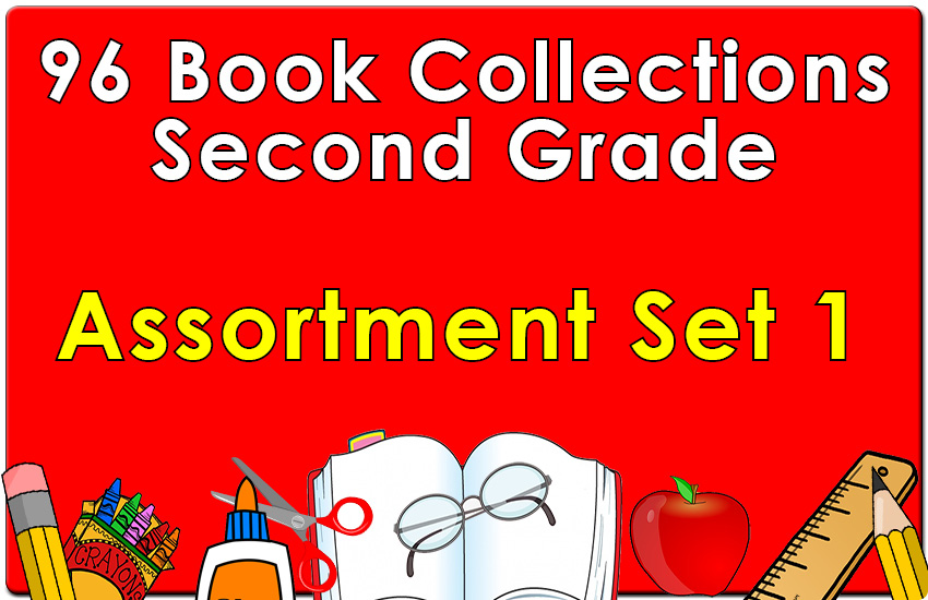 96B-Second Grade Assortment 1