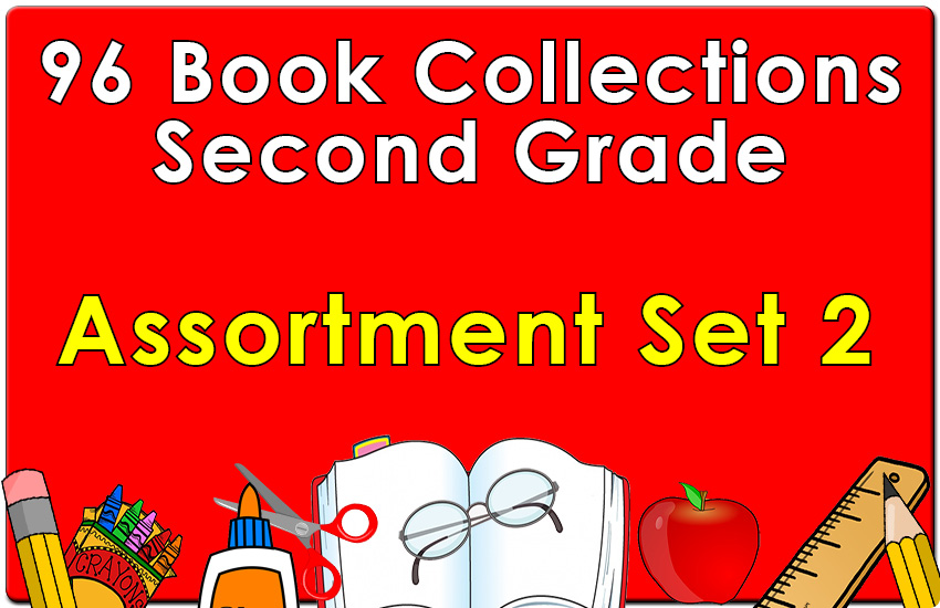 96B-Second Grade Assortment 2