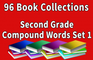 Second Grade Compound Words Set 1