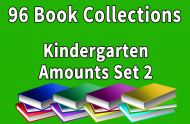 Kindergarten Amounts Set 2
