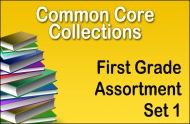 CC-First Grade Common Core Collection Set 1