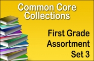 CC-First Grade Common Core Collection Set 3