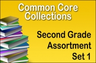 CC-Second Grade Common Core Collection Set 1