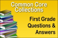 First Grade Questions and Answers