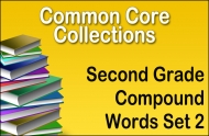 Second Grade Compound Words 2