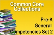 Pre-K General Competencies Set 2