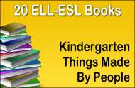 ELL-Things Made By People Collection