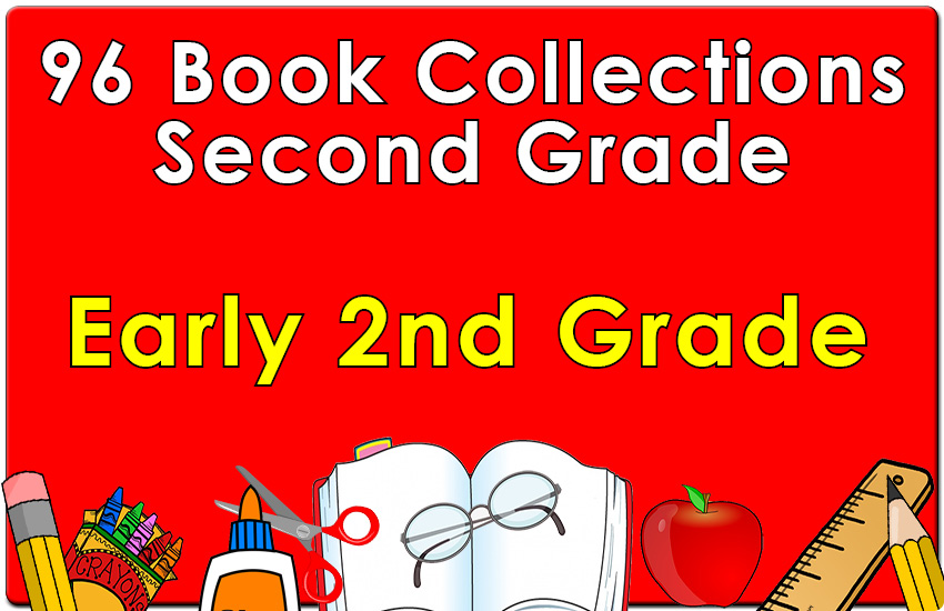 96B-Early Second Grade Collection