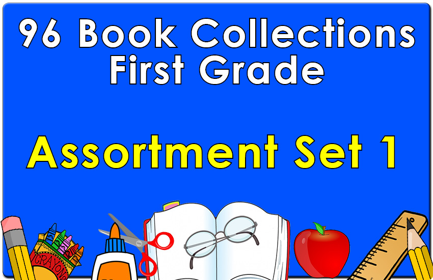 96B-First Grade Assortment Set 1