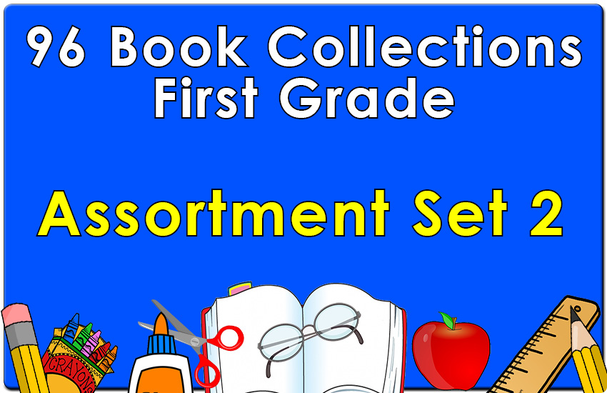 96B-First Grade Assortment Set 2