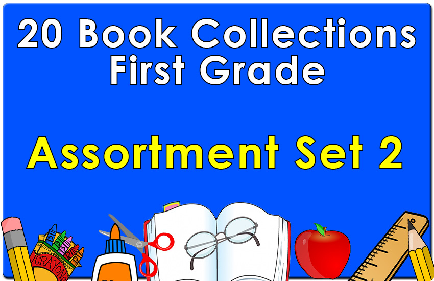 20B-First Grade Collection Assortment Set 2