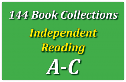 144B-Kindergarten Independent Reading Collection A-C