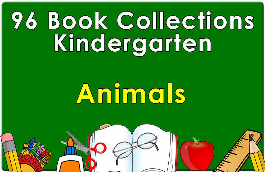 96B-Kindergarten Animal Collection