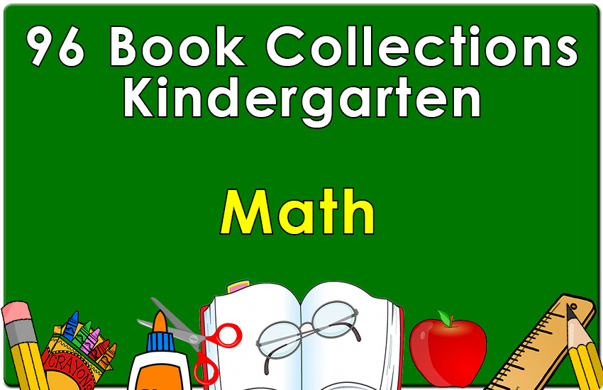 96B-Kindergarten Math Collection