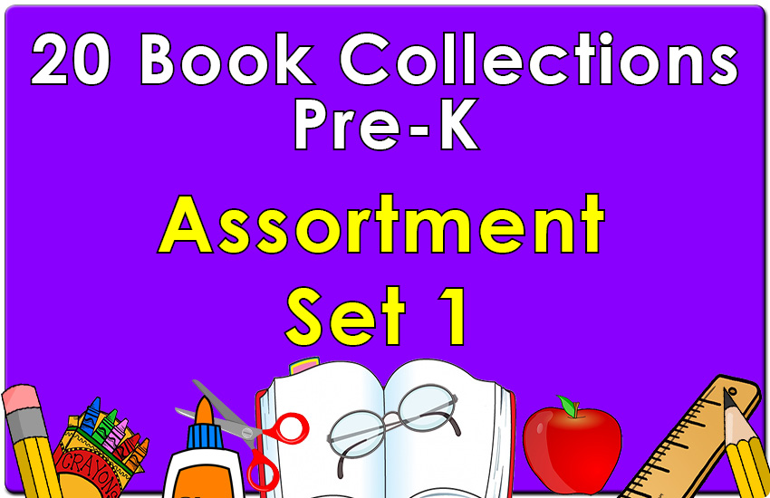 20B-Pre-K Collection Assortment Set 1
