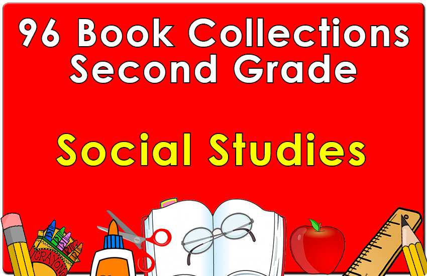 96B-Second Grade Social Studies Collection